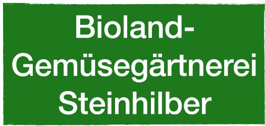 BIOLAND-GEMÜSEGÄRTNEREI STEINHILBER