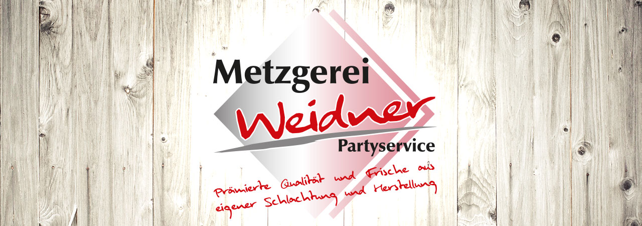 Metzgerei Weidner
